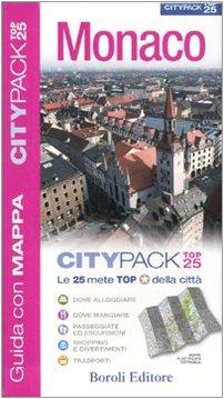 Monaco di Baviera. Con cartina - Boroli Editore