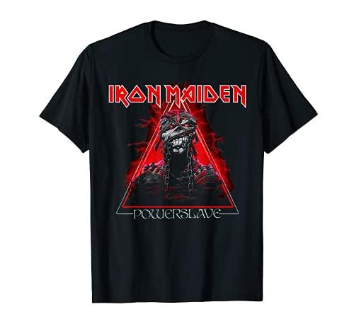 Iron Maiden - Mummy Triangle Camiseta