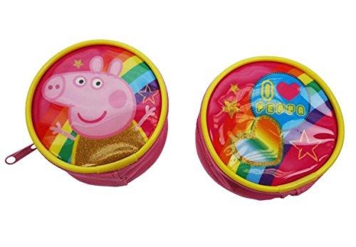 Peppa Pig Porte-Monnaie Rose