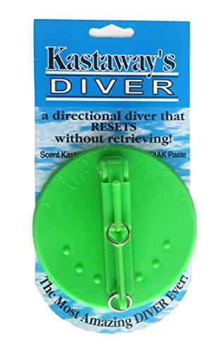 Kastaway's Magnetic Diver (Green, Magnum)