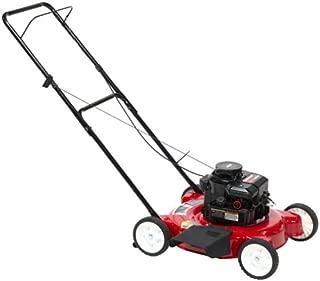 Yard Machines 11A-020B000 20-Inch 148cc Briggs & Stratton Mulch/Side Discharge Gas Powered Push Lawn Mower