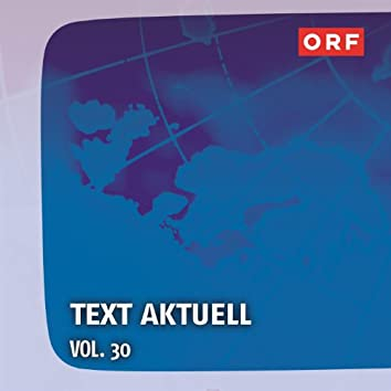 ORF Text aktuell, Vol. 30