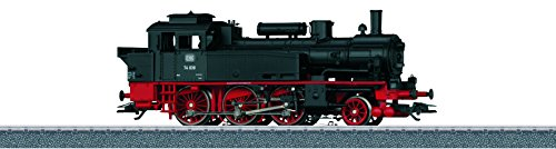 Märklin Start up 36740 - Tenderlokomotive Baureihe 74, DB, Spur H0