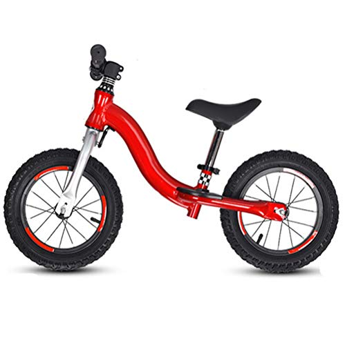 DREAMyun Bicicleta sin Pedales para niños y niñas a Partir de 3-6 año, Bici 12