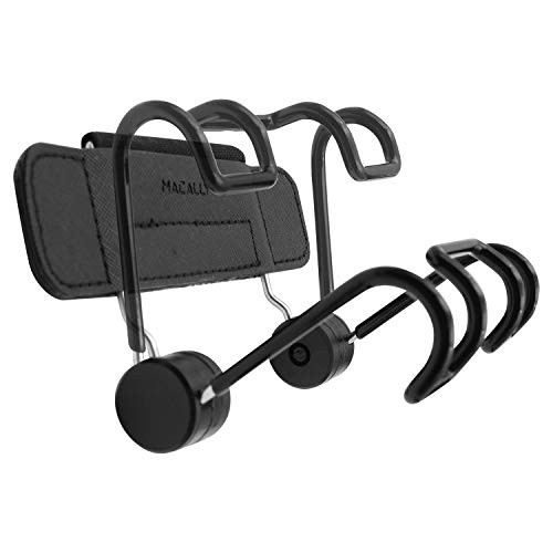 Macally HRSTRAPMOUNT, Car Seat Headrest Strap Mount for Any iPad & Tablet PCS up to 22cm Wide