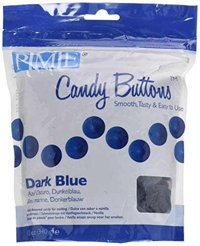 PME Candy-Buttons, Dunkelblau, 340 g