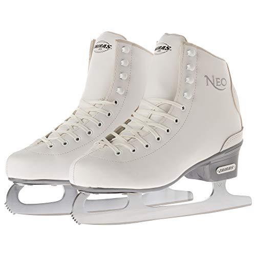 ザイラス(Zairas) フィギュアスケートシューズNeo F-350 ホワイト 24.5cm