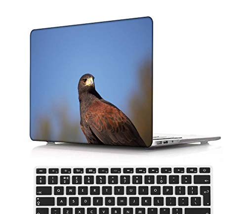 NEWCENT Newest MacBook Air 13' Case,Plastic Ultra Slim Light Hard Case UK Keyboard Cover for Newest MacBook Air 13 inch with Retina Display Touch ID 2020 Release(Model:A2179),SX-YUMAOXL0237