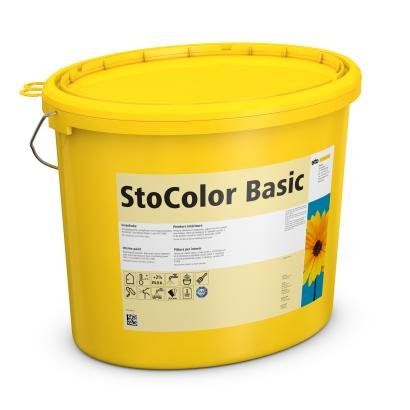 StoColor Basic (ehemals StoColor DIN Weiß) weiß 15 LTR