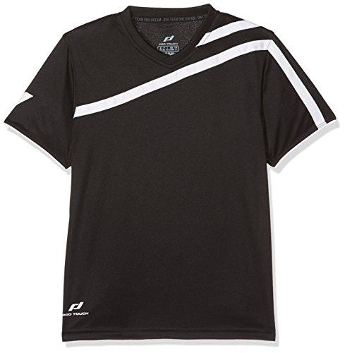 PRO TOUCH enfants Kristopher T-shirt - Noir - FR : 10 ans(Taille fabricant: 140 cm)