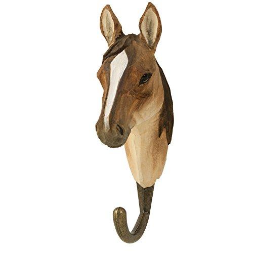 Wildlife Garden Kleiderhaken DecoHook Pferd