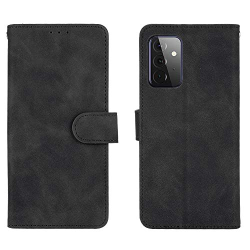 GOGME Leather Folio Funda para Samsung Galaxy A52 4G/A52 5G/A52s 5G Funda,...