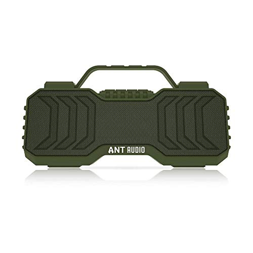 ANT AUDIO Treble X 950 6 Watt Truly Wireless Bluetooth Portable Speaker (Green)