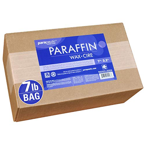 Paraffin Wax - 7lbs Granular Wax - Unscented Wax for Candle Making and Paraffin Wax Melts - Canning, Candy & Chocolate Wax - Hobby & Craft Wax - Food Grade Wax Made in North America