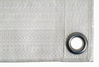 Afdekzeil, 2 x 3 m, 100 g/m², naturel