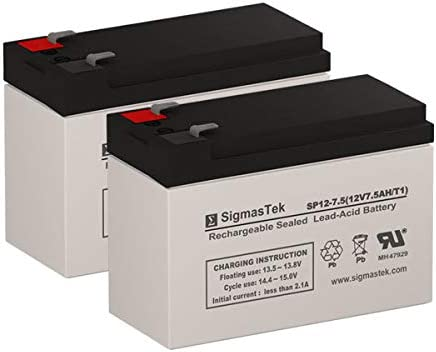 Altronix AL300ULX Attention brand Alarm Japan Maker New Battery Set Replacement