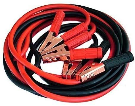 Vencede, Pinzas de Arranque Auxiliar 1200AMP con Bolsa de alamacenamiento, Cable de Arranque, Cable para Batería de Coche, Cable de Puente