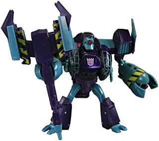 Japanese Transformers Animated - TA15 Decepticon Ragknights (Lugnut)