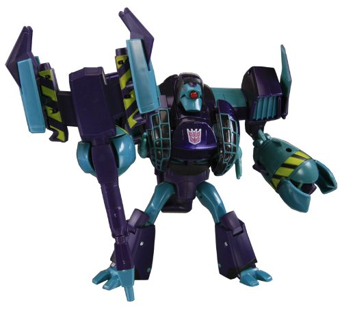 Japanese Transformers Animated - TA15 Decepticon Ragknights (Lugnut) [Toy] (japan import)