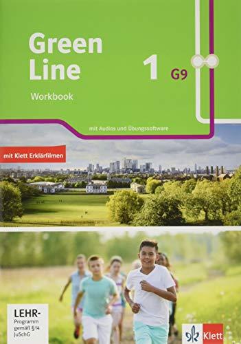 Green Line 1 G9: Workbook mit Audios und Übungssoftware Klasse 5 (Green Line G9. Ausgabe ab 2019)