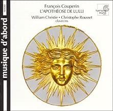 Couperin: L'Apothéose de Lulli ~ Works for two harpsicords / Christie, Rousset