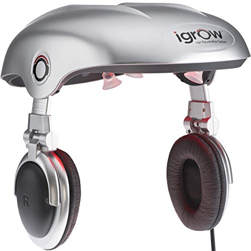 iGrow Laser Hair Helmet