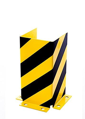 Rammschutz U 300-3mm Rammschutzecke Rammecke Regalschutz Regalschutzecke Anfahrschutz Prallschutz Regalecke