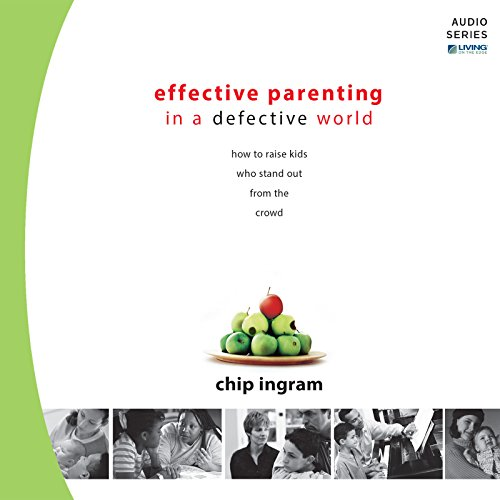 Effective Parenting audiobook cover art