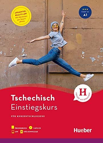 Einstiegskurs Tschechisch: für Kurzentschlossene / Paket: Buch + 1 MP3-CD + MP3-Download + Augmented Reality App