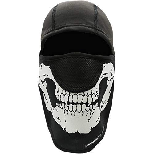 Schampa Fleeceprene Balaclava Skull