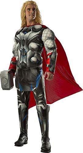 Rubies Disfraz de Thor Vengadores: La Era de Ultrón Deluxe para Adulto