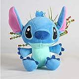 Xin Yao Store Peluches 1Pc 20 Cm Lindo Lilo Y Stitch Doll Anime Stitch Plush Charm Juguetes De Peluche Suaves Regalos De Muñecas para Niños Niños