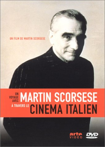 Martin Scorsese le Cinema Italien - DVD