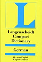 Langenscheidt Compact Dictionary German