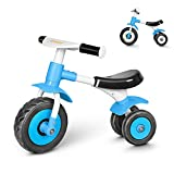 besrey Bicicletta Senza Pedali,Bici Senza Pedali per Bambini da 1 Anno a 2 Anni (10-24 M...