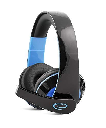 Esperanza EGH300B Stereo Kopfhörer Mit Mikrofon Für Spieler Condor Blau