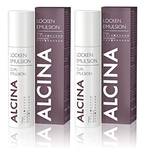2x Alcina Locken-Emulsion 100ml