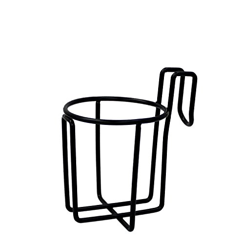 nICE Cup Holder, Black, 45/75 Qt