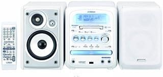 JVCケンウッド ビクター マイクロコンポーネントMDメモリーシステム パールホワイト UX-QM7-W