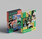 ASTRO SWITCH ON 8th Mini Album (ON ver. + OFF ver.)[+Extra Folded Poster][+Photocard]