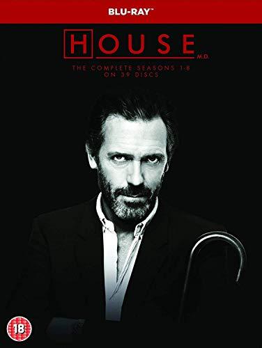 House, Md: Series 1-8 Set (39 Discs) [Ed...