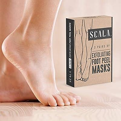 foot peeling mask for women