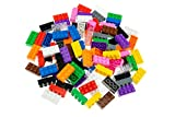 Strictly Briks Classic Bricks 96 Piece 2x4 in 12 Colors Building Brick Creative Play Set - 100% Compatible with All Major Brick Brands