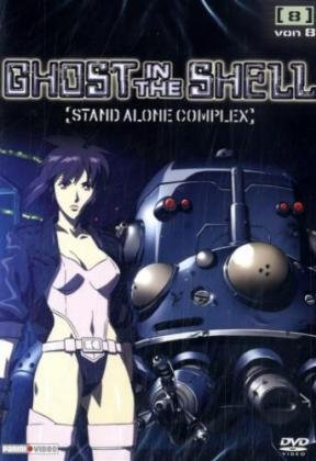 Ghost in the Shell - Stand Alone Complex Vol. 8