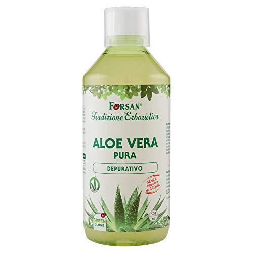 La Tradizione Erboristica Forsan Succo di Aloe Vera - 500 ml