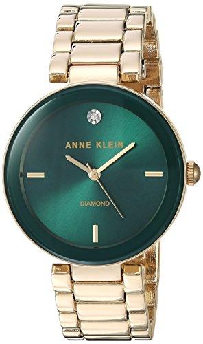 Anne Klein Women's AK/1362GNGB D...