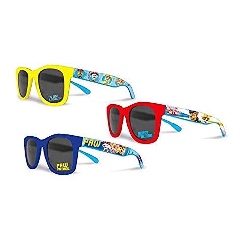 PAW PATROL Kinder-Sonnenbrille, Bergsteigen und Trekking, Jugendliche, mehrfarbig, Einheitsgröße