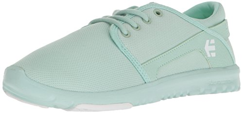 Etnies Damen Scout Sneaker, Aqua 449, 41 EU