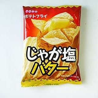 東豊製菓 ポテトフライ じゃが塩バター味 20入
