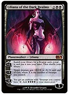 Best liliana of the dark realms tcg Reviews